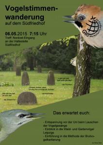 Vogelstimmenwanderung