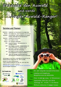 Plakat Auwaldranger