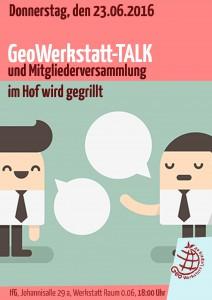 GeoWerkstatt-TALK