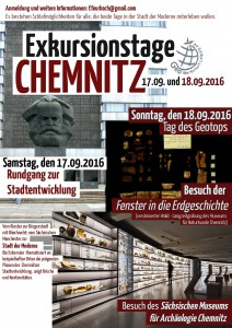 Chemnitzexkursion 18.&19.09