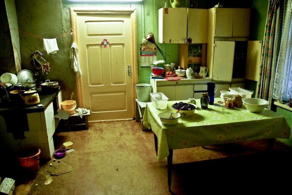 Lettland - Ansicht einer Küche