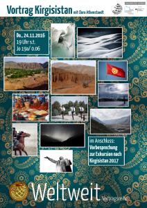 Vortrag Kirgistan