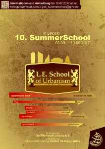 SummerSchool2017_Plakat