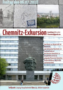 Chemnitz Exkursion