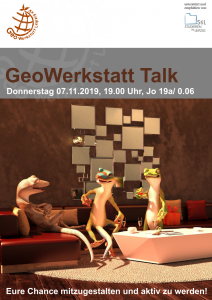 GeoWerkstatt-Talk 07.11.